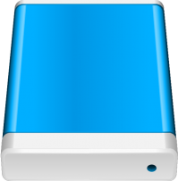 HD,hard disk icon