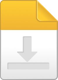 compression file icon