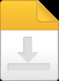 compression file icon