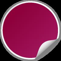 Circle seal icon