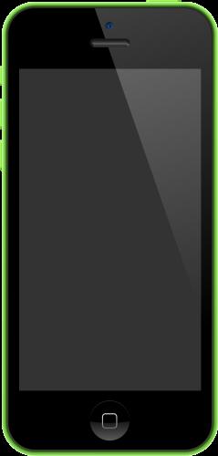 iphone5c_green