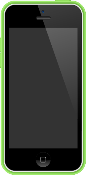 iphone5c_white_green_case