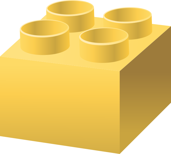 lego_brick_yellow