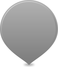 location map pin GRAY