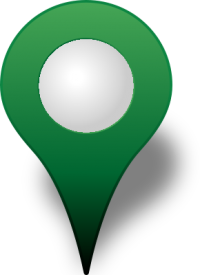 Location map pin GREEN3