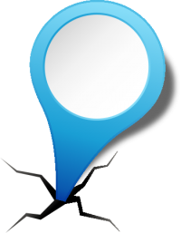 location map pin LIGHT BLUE2