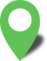 Simple location map pin icon2 light green free vector data