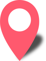 Simple location map pin icon2 pink free vector data