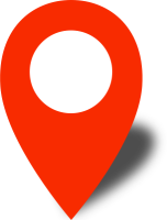 Simple location map pin icon2 red free vector data