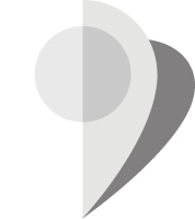 Simple location map pin icon10 white free vector data