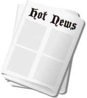 Newspaper,Press vector icon