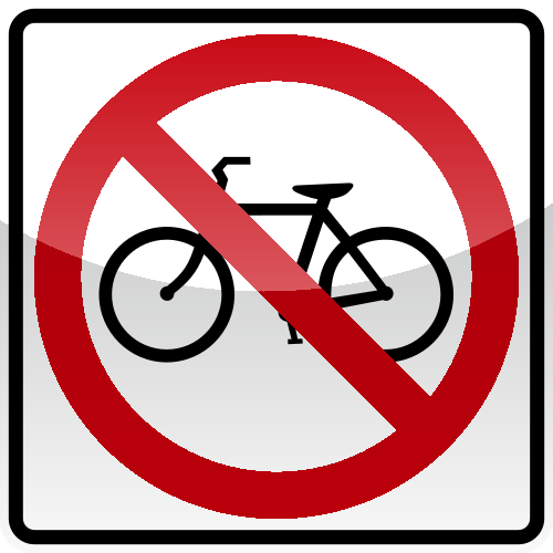 no_bicycles