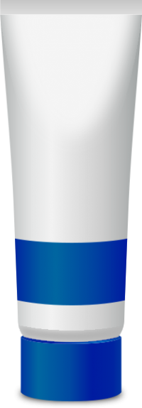 PAINT TUBE NAVY BLUE free vector data
