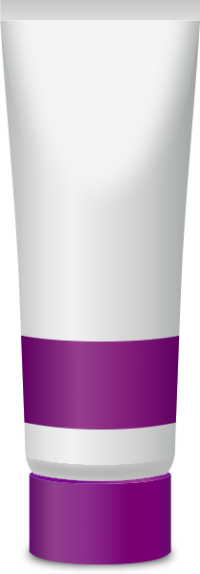 PAINT TUBE PURPLE free vector data