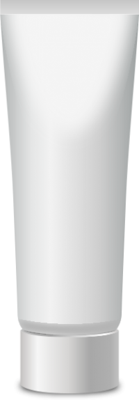PAINT TUBE WHITE free vector data