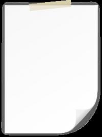 Paper Portrait Icon