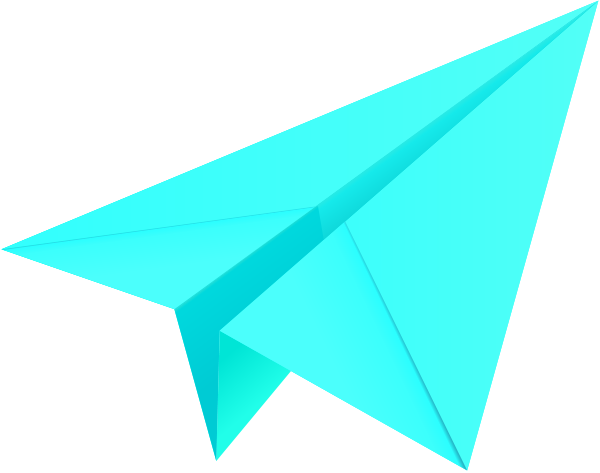 paper_plane_turquoise_blue