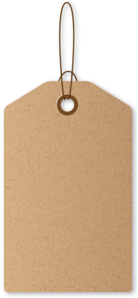PAPER TAG BROWN04 free data