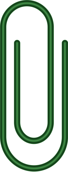 paperclip2_dark_green
