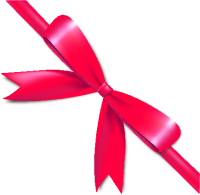 Pink Bow Ribbon Icon2 Vector Data