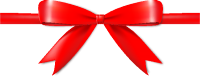 Red Bow Ribbon Icon Vector Data