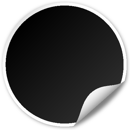 Circle seal black svgvectorpublic domain icon park share the design download free for Black circle vector