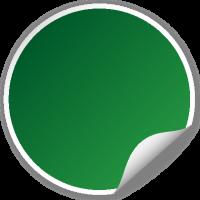 Circle seal GREEN