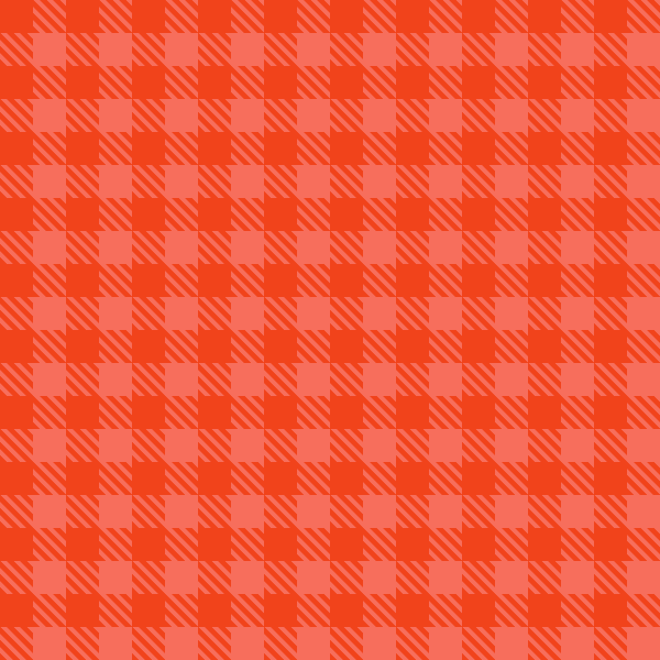 Orange2 shepherd's check02 texture pattern vector data