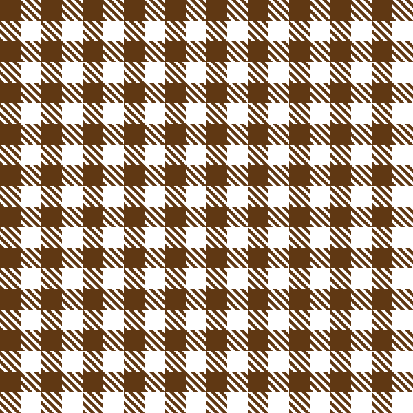 Brown2 shepherd's check01 texture pattern vector data