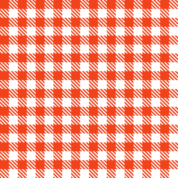 Orange2 shepherd's check01 texture pattern vector data