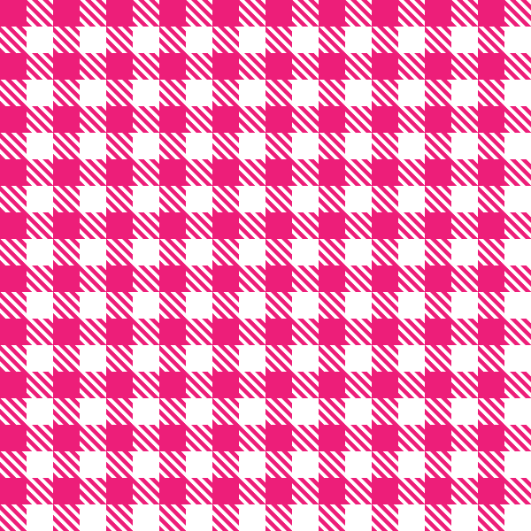 Pink2 shepherd's check01 texture pattern vector data