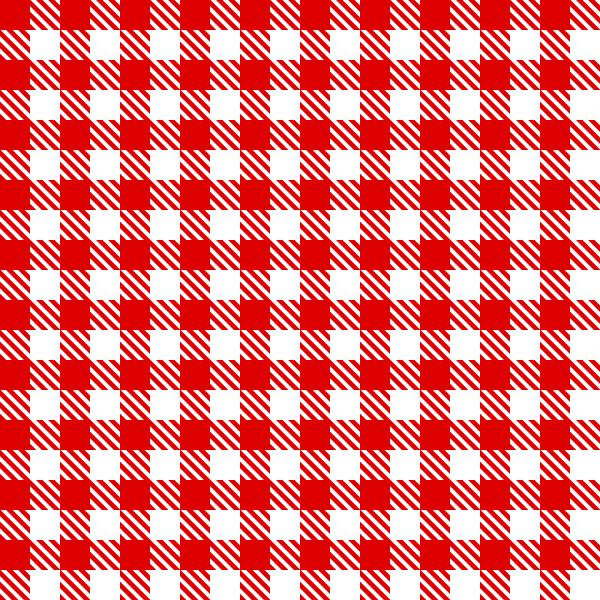 Red shepherd's check01 texture pattern vector data