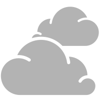 simple weather icons cloudy