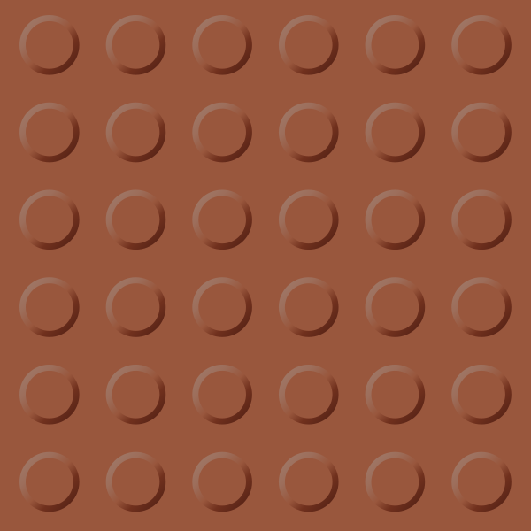 Brown tactile paving 01. free vector data.