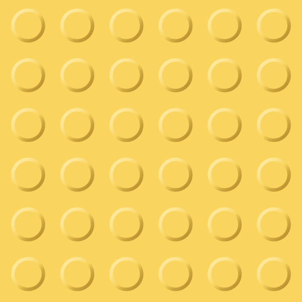 Yellow tactile paving 01. free vector data.