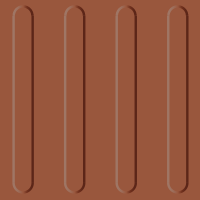 Brown tactile paving 02. free vector data.