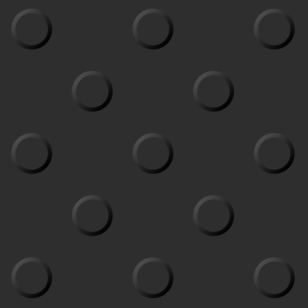 Black tactile paving 06. free vector data.
