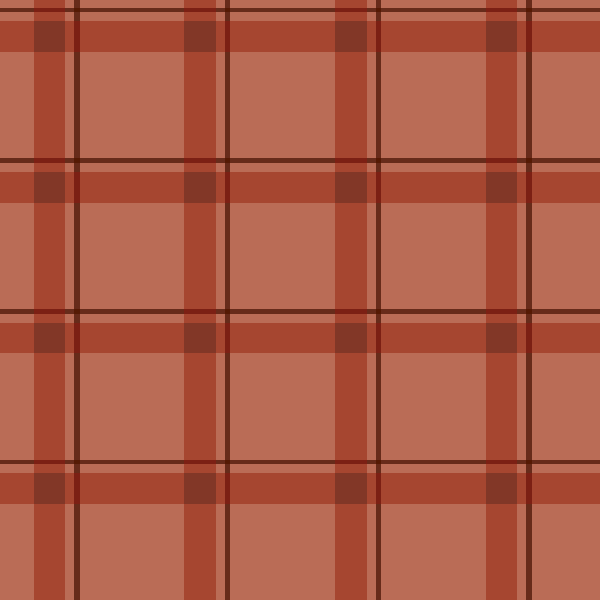 tartan_check01_orange