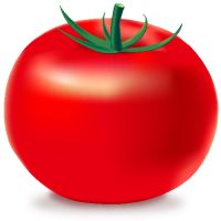 RED TOMATO Icon(Vegetable)