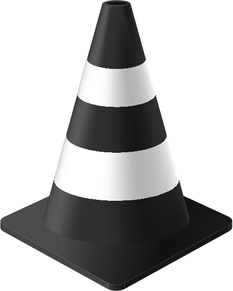 traffic_cone_black