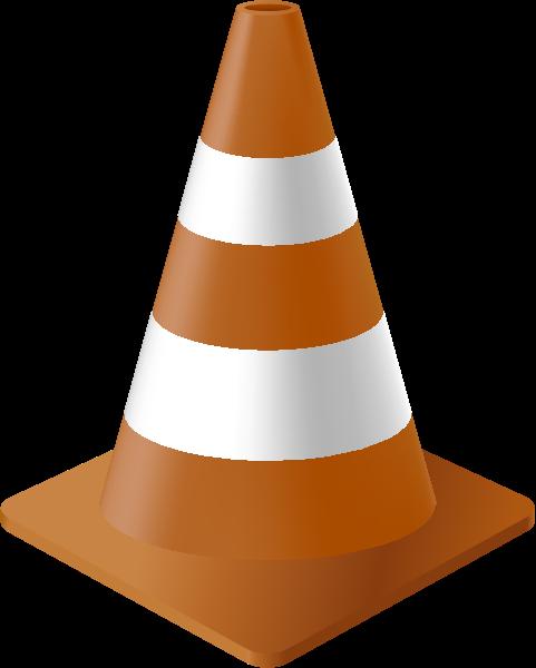 traffic_cone_brown