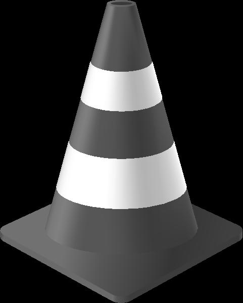 traffic_cone_gray