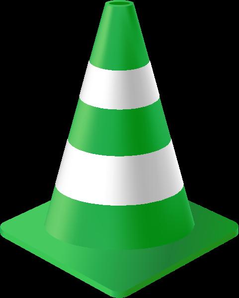 traffic_cone_green